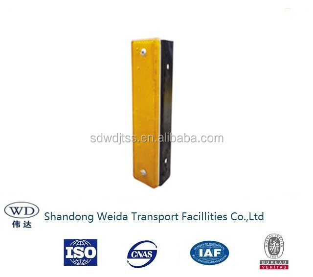 Road Safety Warning Signs Rectangle Reflector Delineators Price
