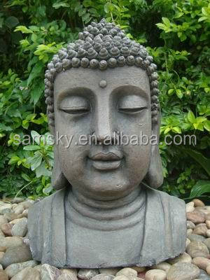 fiber clay large buddha statues for sale