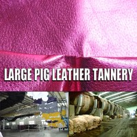 mongolian shoe metallic lining leather products artificial leather production machine for sheep safety gloves