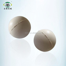 28mm solid rubber bouncing balls for vibrating screen