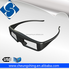 OEM packing top quality cheap price 3D virtual reality glasses for movie and TV
