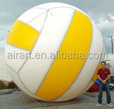 giant volleyball lights ballons event decoration inflatable ball