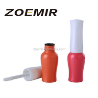 beauty products empty packaging bottle lipgloss container