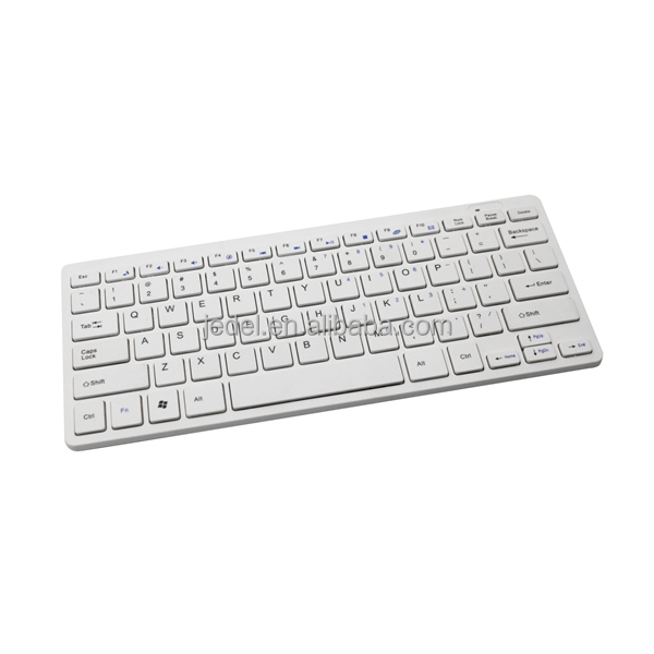 Compact Usb Slim Computer Keyboard For Mac Apple Microsoft Surface ...