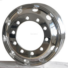 Forged Aluminum Alloy Wheel 22.5x8.25 Disc Type for Truck & Bus