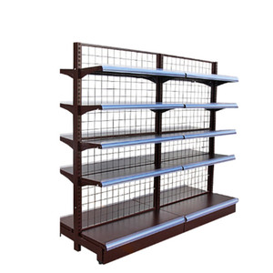 Customized display stand shelf retail store furniture