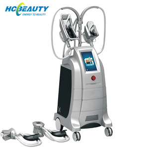 Hot sale fat freeze belly fat reducing machine with 4 cryo sale