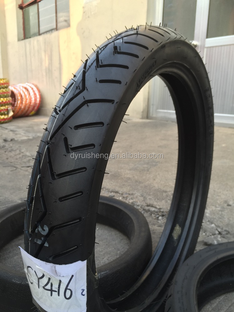 High quality motorcycle tyre 90/90-18 with high natural rubber rate 90 90-18 motorcycle tyre