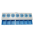 Travelsky 2019 New design travel plastic weekly 7 days medicine pill container box organizer case