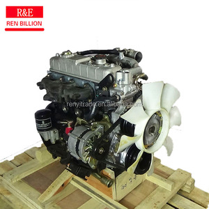 2.8L 4 cylinder engine isuzu nkr 4jb1 engine for light truck