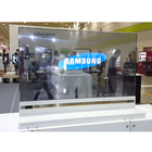 P7.81 transparent led fixed led display P3.91 full color smd advertising
