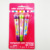 water color ink blow marker, 5 color magic blow art pen