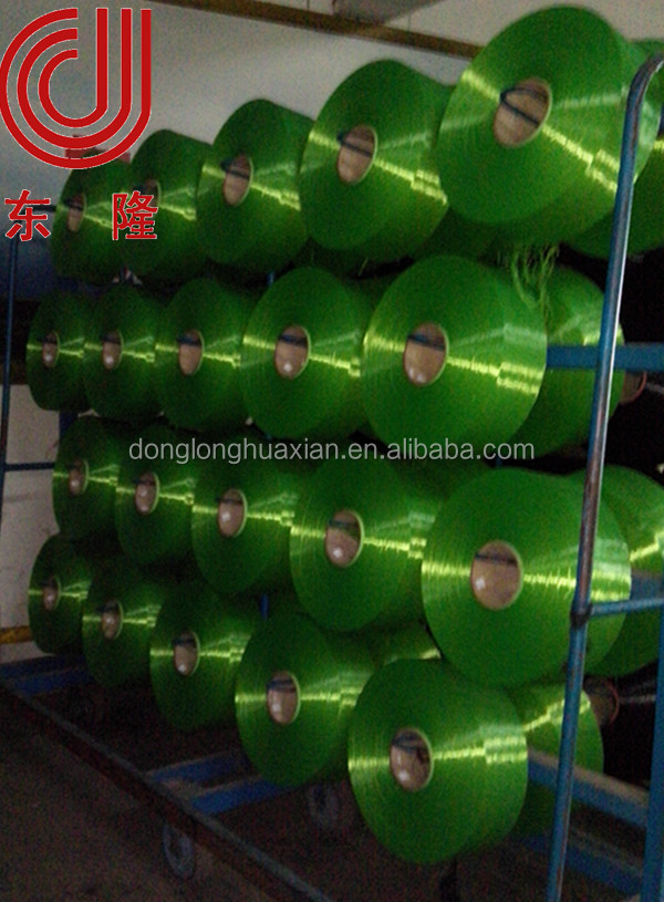 China Polyester Fdy Mother Knitting Yarn