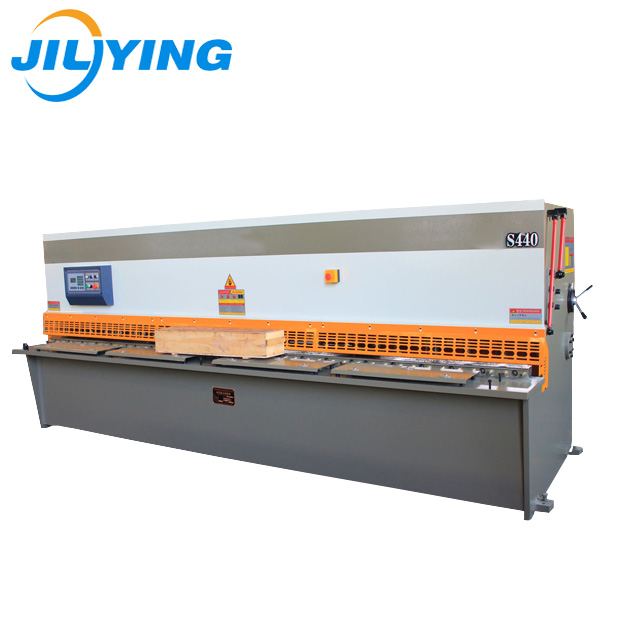 4KW Power Small Size Shearing Machine Stainless Steel Plate Shearing Machine for Metal Sheet Shearing
