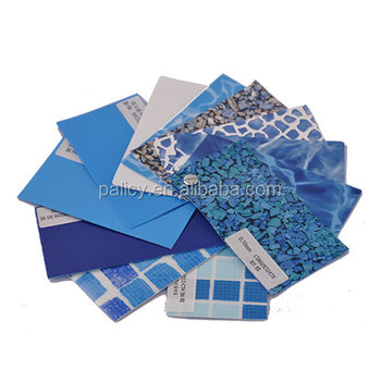 Plástico Pvc Impermeabilización Material Para Techos/piscina ...