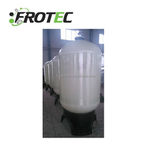 Industrial Water Treatment Sand Filter/Soften Frp Tank 4872 Frp Pressure Vessel