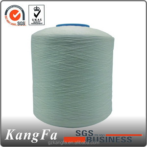 Recycled Yarn Type and Eco-Friendly Feature Polyester Yarn 210D/2