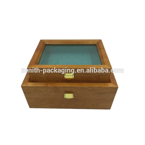 Newest tea bags paper packaging box