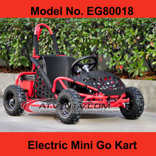 CE Approved 1000 w electric go karts