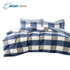 Organic cotton printed quilt bedspread bed sheets christmas bedding sets