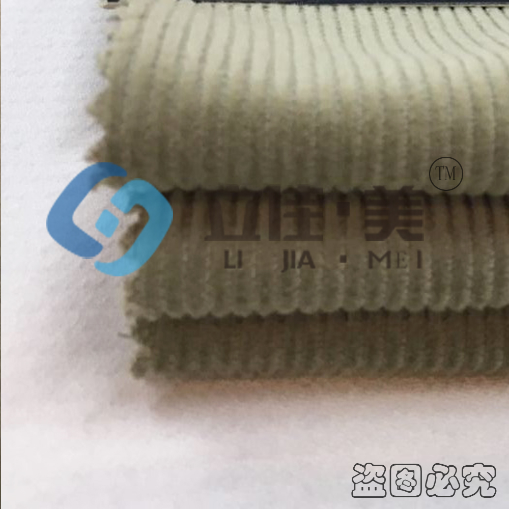 Wholesale Cotton Corduroy Textile Product Woven Fabric for Garment