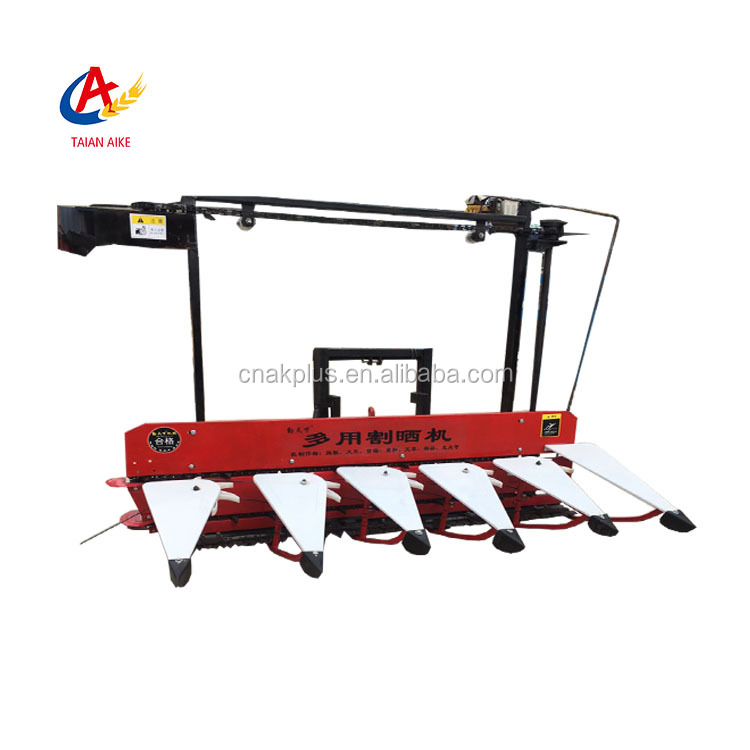 Cheap Price Mini soybean harvester Rice harvester for sale