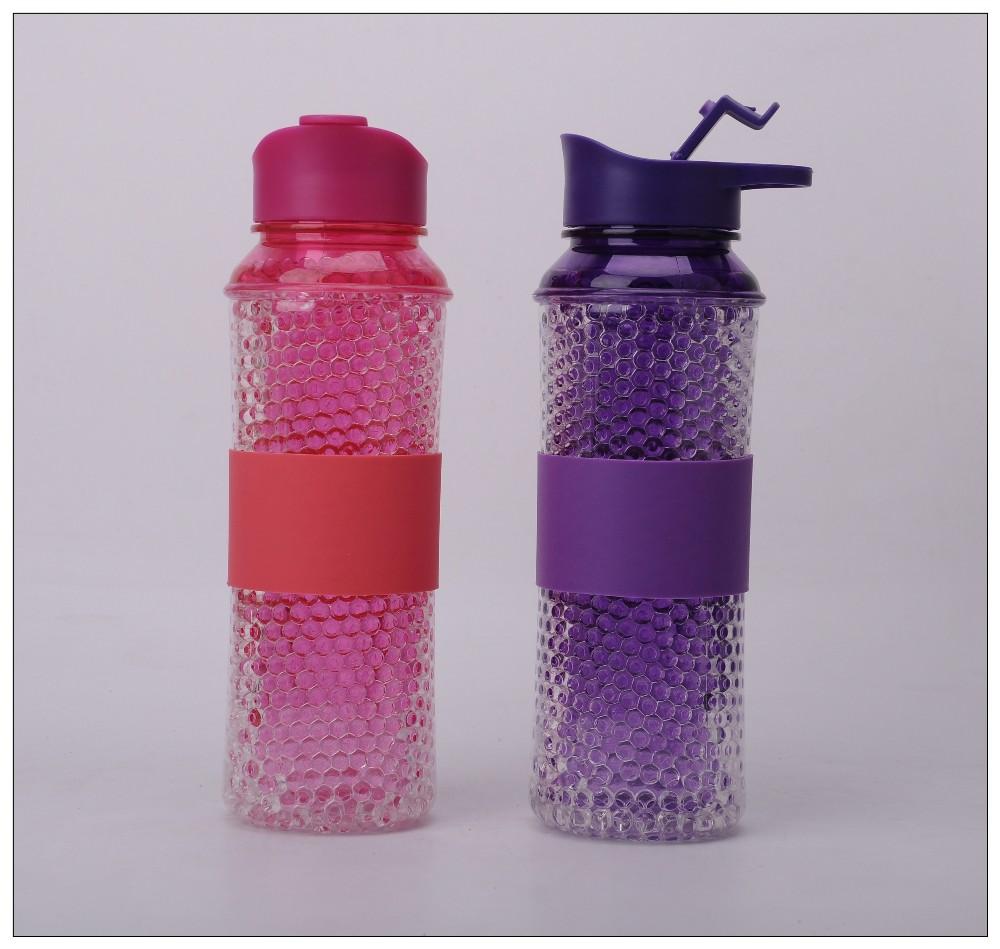 Port Minum Botol Dengan Gel Dan Silikon Lengan Pengilang Bootoll Minumm Minuman Sport 550ml Sarung Tangan Fda Lfgb Penuh Di Atas Cetakan Pada Boleh Didapati