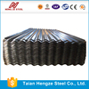 zinc coating/galvanized sheet metal roofing/gi corrugated roof sheet