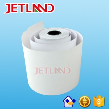 TOP Thermal paper rolls 57mm x38mm portable credit card pos paper 2 1/4'' x 1 1/2''