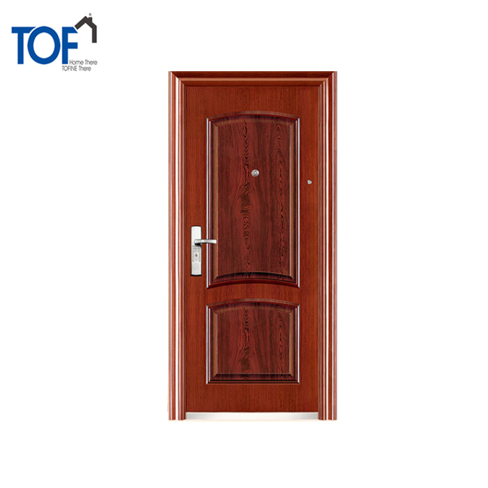 TOF Brand security steel doors popular in all over the world
