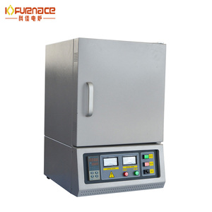 Customized electric 1700 degrees heating treatment lab muffle furnace box-type sintering furnace