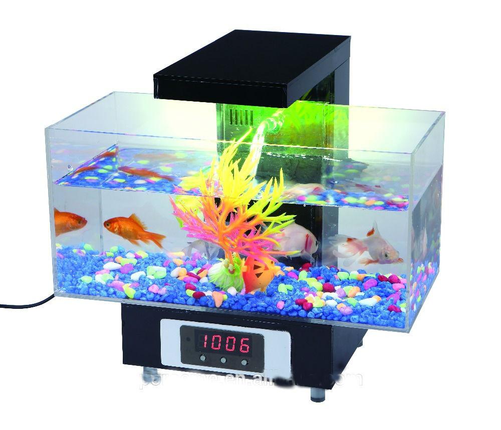 Fish tank supplies - Manufacturer Supplies Exquisite Acrylic Aquarium Kit Fish Tank