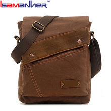 China online shopping cheap heavy duty canvas wholesale messenger bags for men