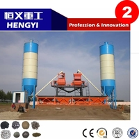 YHZS35 Small Ready Mobile Concrete Mixing Plant Price /Hot sale 35m3/h mobile concrete batching plant price