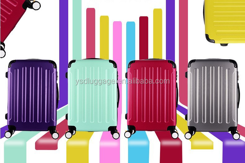 2016 Newest Luggage With Corner And In Different Colour - Buy ...