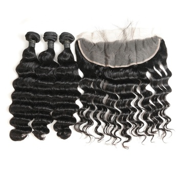 unprocessed hand tied  buy bulk wholesale list of real human virgin hair weave bundle hair attachment and weaving in bangkok