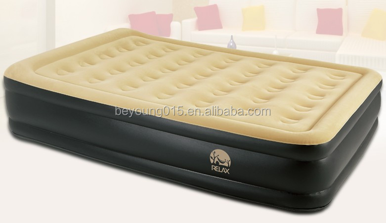 intex 66810 inflatable air bed with frame for kids - Inflatable Bed With Frame