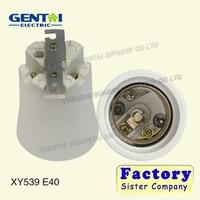 E27 E40 Fluorescent bulb porcelain Lamp holder