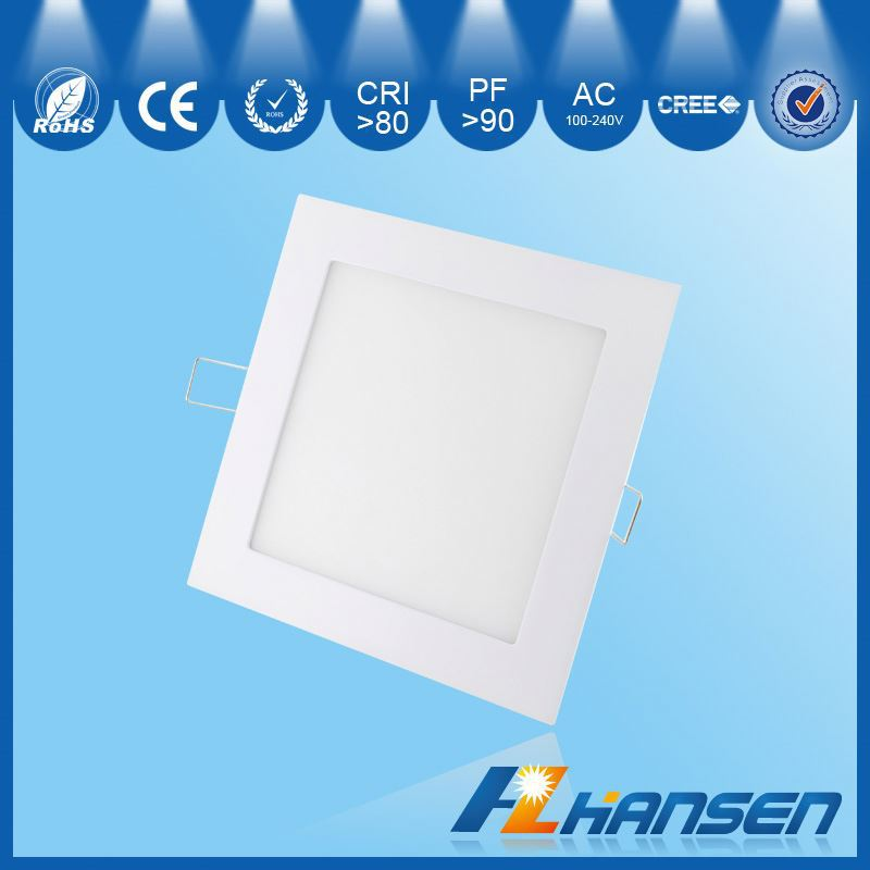 highest demand products back lit 115x115mm surface mounted office led panel light