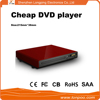 USB desktop DVD player with remote controller for home use