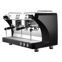 Commercial espresso coffee machine Cappuccino Coffee maker double group coffee machine with imported water pump