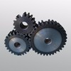 MMS sprocket shaft gear,motorcycle gear sprocket,motorcycle spare parts from china