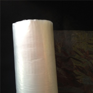China factory wholesale embroidery stabilizer pva eco-friendly cold water soluble transfer film plastic bag
