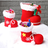 Wholesale Different Styles Christmas Decoration Supplies Candy Shoes