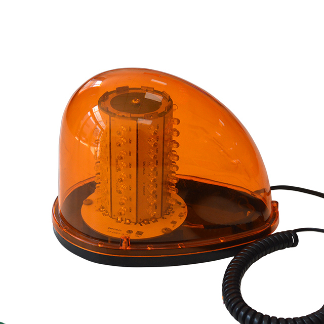 super brightness LED beacon light snail beacon light for plice and ambulance car with flash function strobe light