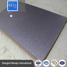 18mm green plan mdf/moisture-proof feature uv mdf/1220*2440mm mdf board uv painting