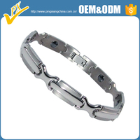 2017 trending products charm titanium magnetic bracelet jewelry