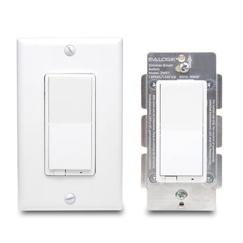 EVA ตรรกะ Home Automation Dimmer ควบคุม Smart Wall zwave Light Switch