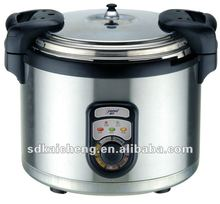 Commercial electric pressure cooker with large capacity YBD130-170D1
