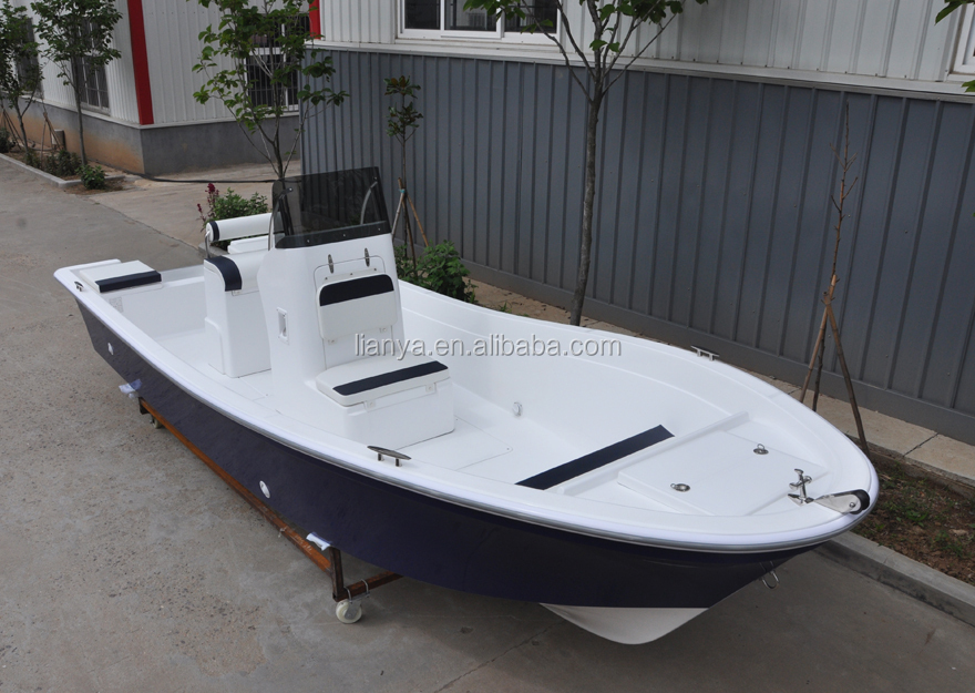 Liya 19ft Fiberglass Boats Tuna Fishing Boats Fishing Boat For ...